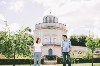 boboli garden giardino session shooting love couple engagement firenze florence photo portrait photographer service photo foto reportage posed tuscany couple love stefano santucci tastino0