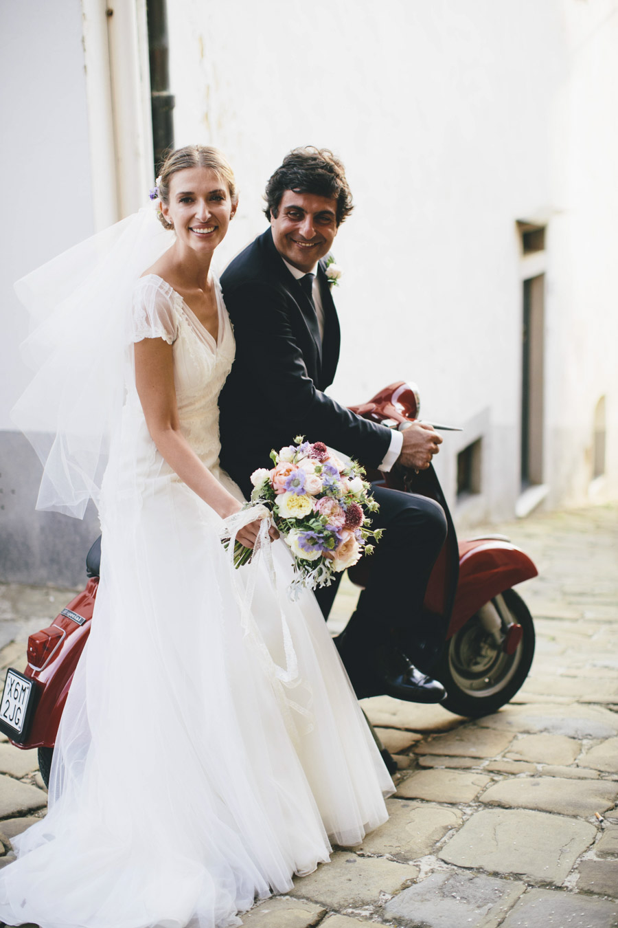 Benedetta + Marco Destination Wedding in Tuscany