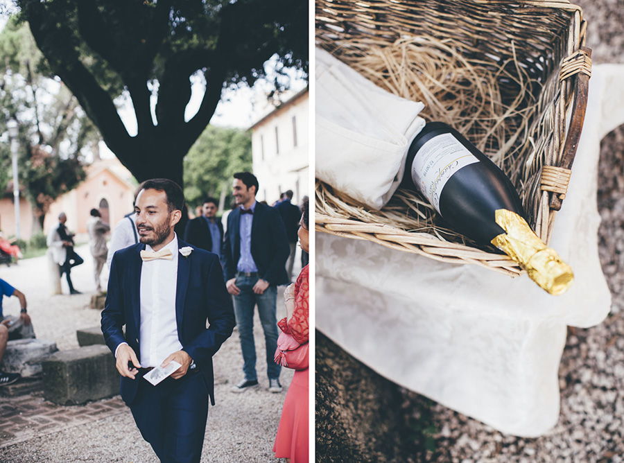 Samantha + Alessandro - Wedding Destination Rome