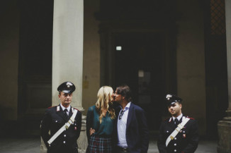 uffizi wedding engagement shoot session photo stefano santucci photographer destination florence tuscany italy fine art