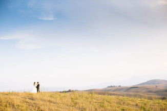 wedding destination in pienza photography photographer italy tuscany stefano santucci
