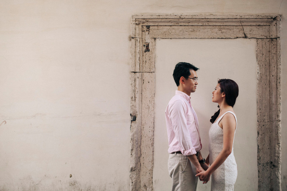 frame chinese engagement destination wall south italy photo love