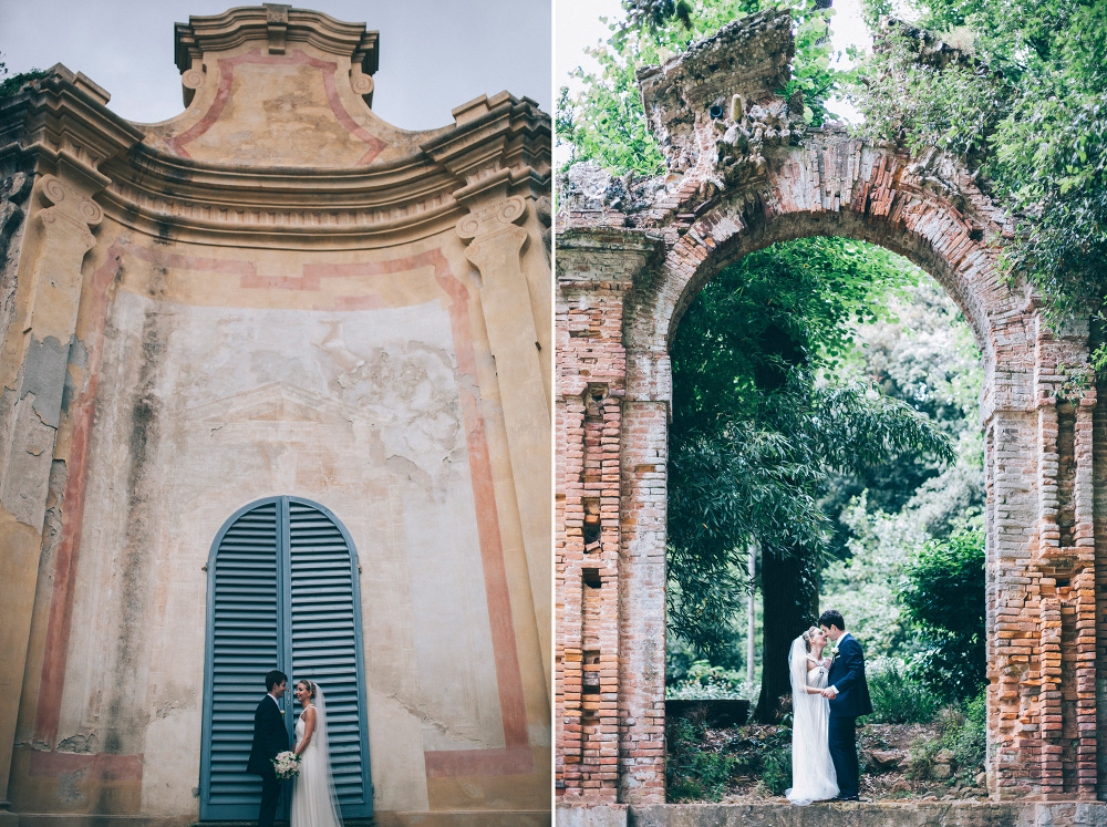 first look bride groom love tuscany italy wedding destination ph