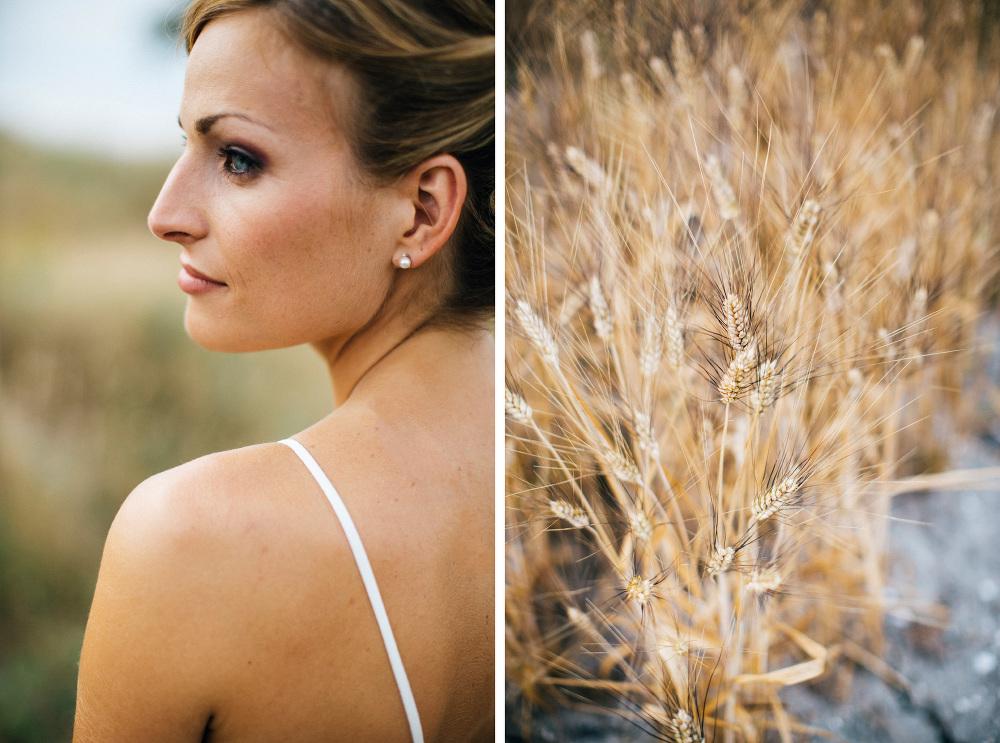 bride wedding photography prifile portrait blonde tuscany photog