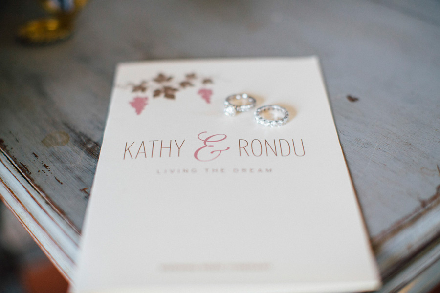 stationary wedding graphic rings