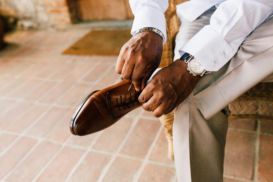 shoes clock ferragamo wedding tuscany destination gucci