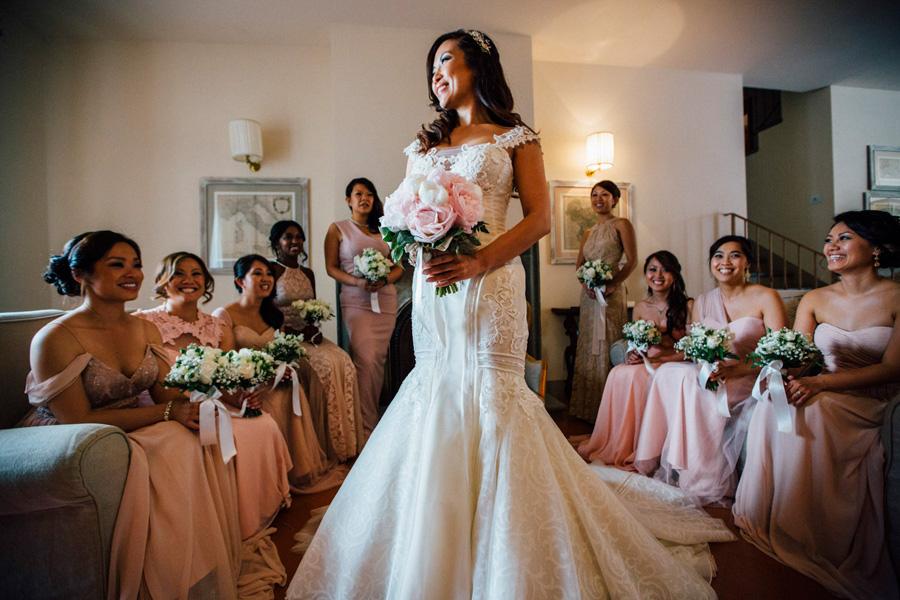wedding dress ines di santo photo destination tuscany