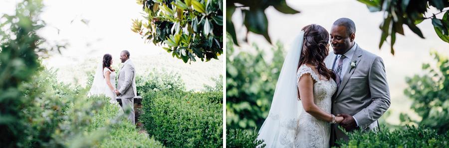 bride groom destination wedding tuscany love ines di santo dress