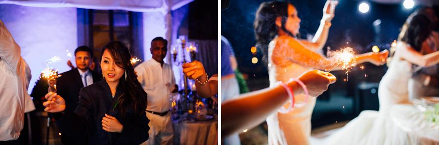 cutting cake wedding destination italy moment bride groom stars
