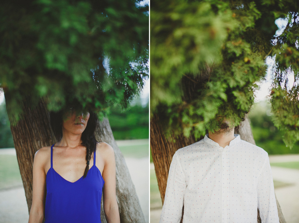 non portrait tree couple love engagement session photo photosant