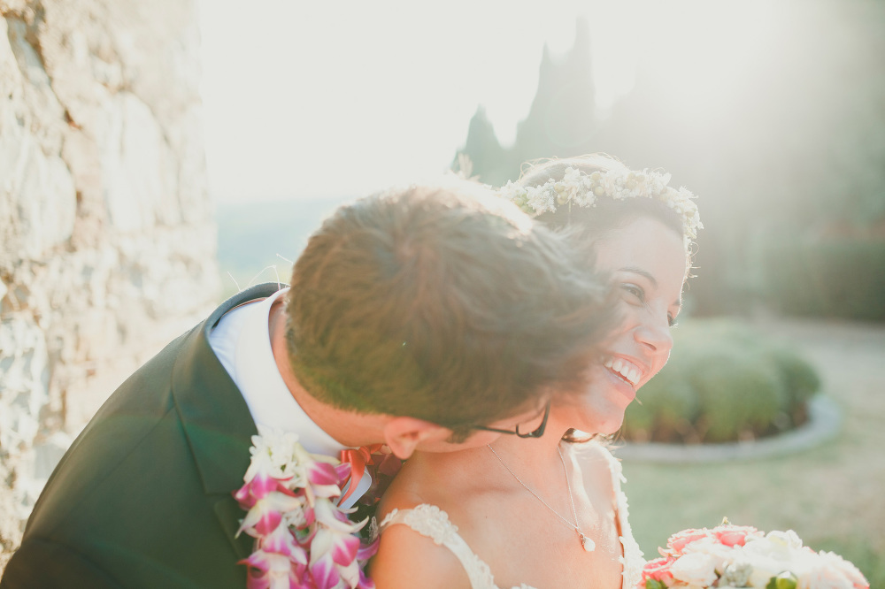 destination wedding photographer tuscany uk hawaii villa summer