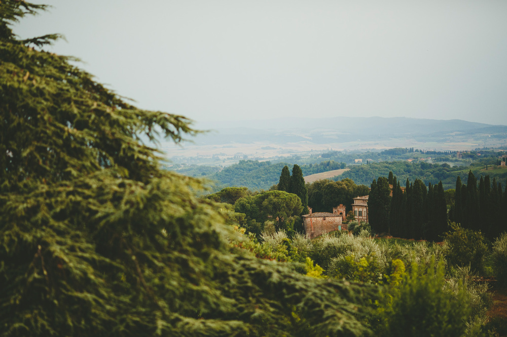 siena landscape photography hill tuscany italy destination weddi