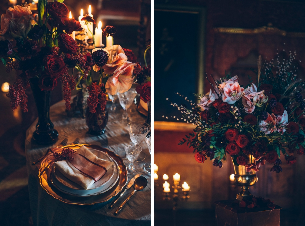 table dinner inspirational wedding styling fashion editorial la