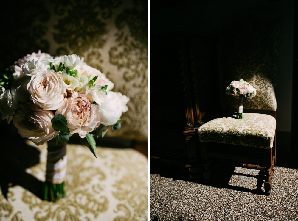 flowers bouquest photo wedding chair shadow creative photography