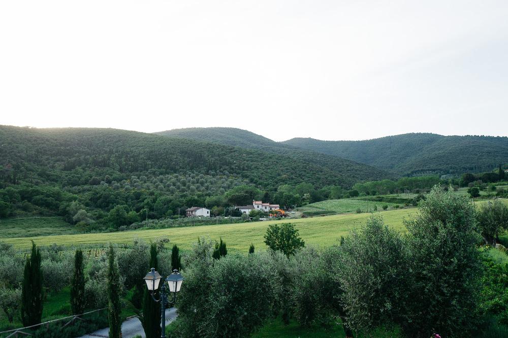 landscape photo photographer wedding cortona italy countryside