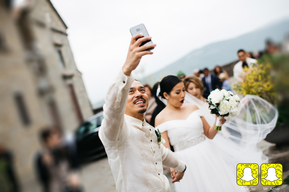 snapchat mr_aznar char_fel photo photographer wedding cortona it