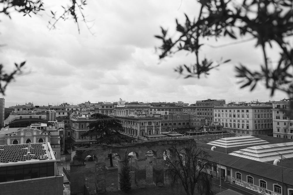 rome landscape photo destination bw photographer leica q