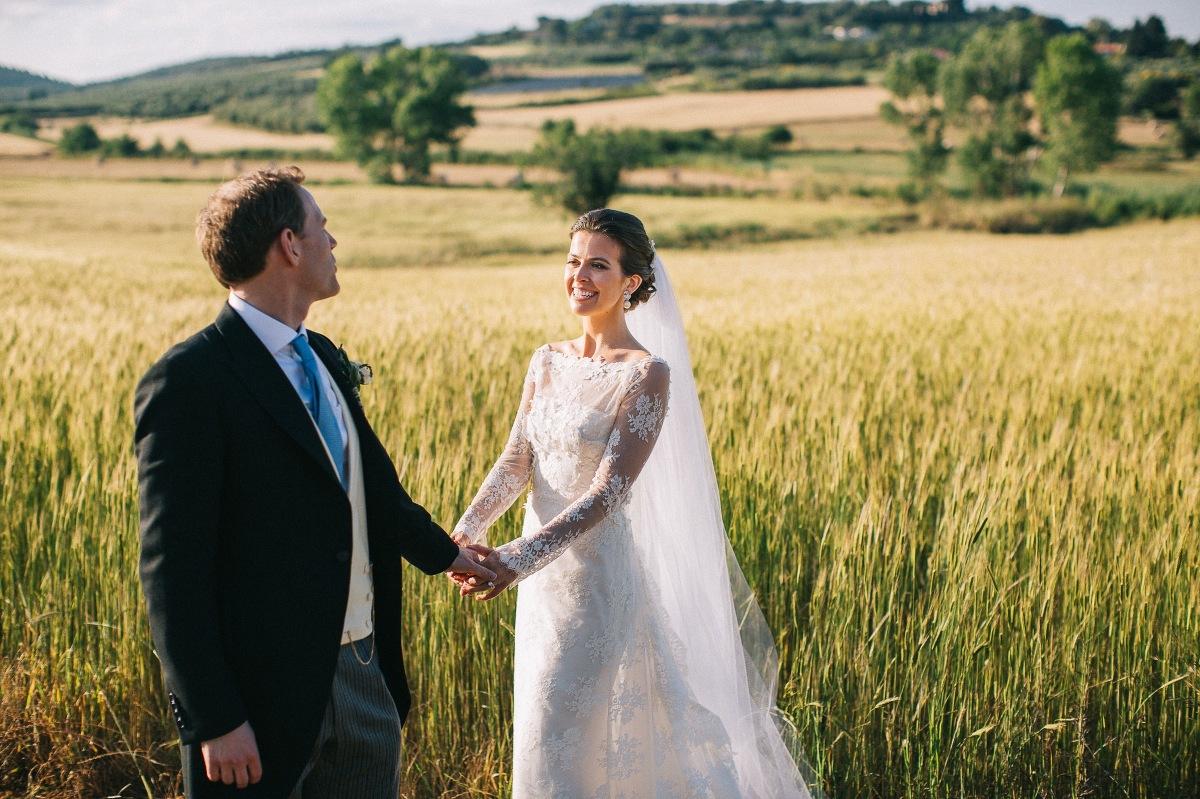 Relaxing Real Wedding In Locanda Rossa, Capalbio