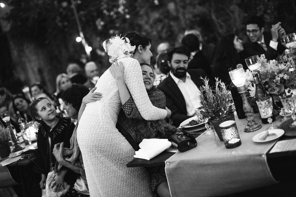 wedding photographer fiesole tuscany photo bride groom dinner mo